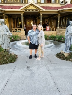Us at Winchester House